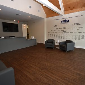 Commercial NEFBA flooring