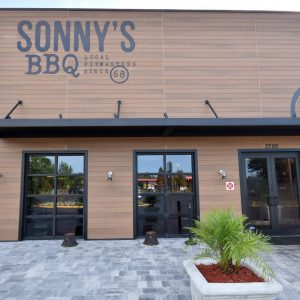 commercial Sonny's BBQ