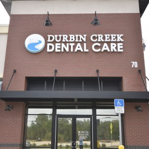 commercial Durbin Creek Dental Care